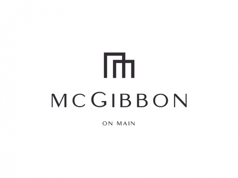 McGibbon on Main logo